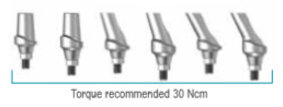 JDICON Anatomic Abutment