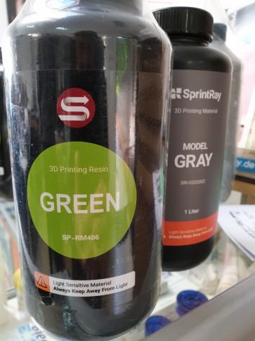 Rasina SprintRay Green