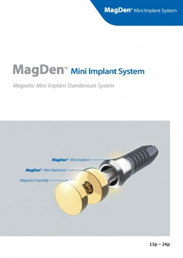 MagDen Mini Implant System diam. 2.2mm