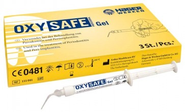OXYSAFE Gel Professional
