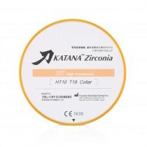 Disc zirconiu Katana HT 10mm