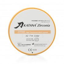 Disc zirconiu Katana HTML 18mm
