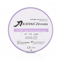 Disc zirconiu Katana STML 14mm