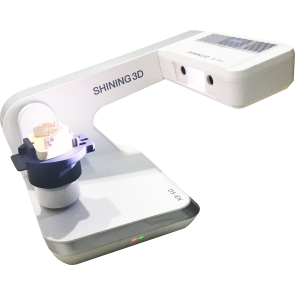 AutoScan-DS-EX Pro Dental 3D Scanner laborator lumina alba
