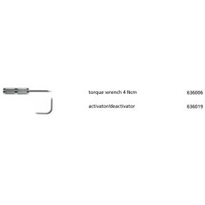Cheie dinamometrica implant