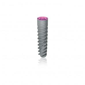 Implant JD Evolution S 3,2 x 10 mm titan grad 5