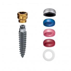 Implant LODI 2,9 X 10 mm inaltime 2,5 mm titan grad 5