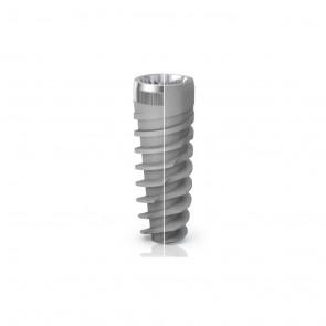Implant JD Icon 5,0 x 13 mm guler neted 1,5 mm titan grad 4