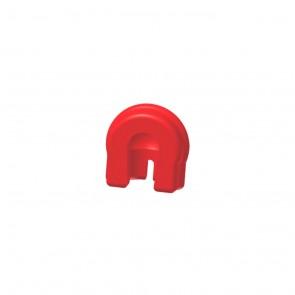 Matrice retentiva PRECI-SAGIX 1,7 mm segmentata rosie
