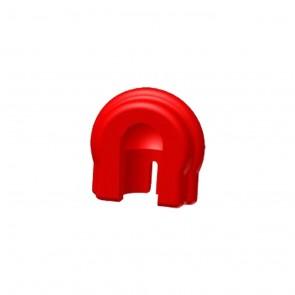 Matrice retentiva PRECI-SAGIX 2,2 mm segmentata rosie