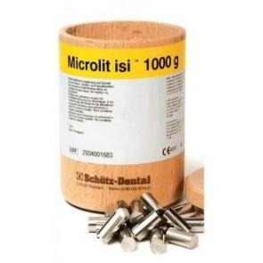Microlit isi, aliaj dentar pe baza de Cr-Co