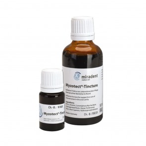 Myzotect tinctura cu smirna pentru vindecarea ranilor orale 5 ml