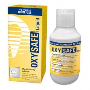 OXYSAFE Professional Liquid pentru tratamentul parodontozei si periimplantitei