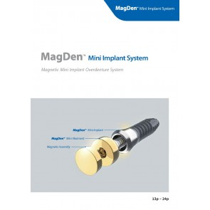 MagDen Mini Implant System diam. 3.2mm