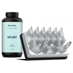 Rasina Splint pentru gutiere si aplicatii ortodontice