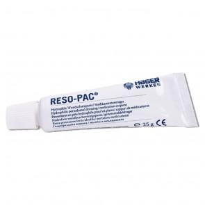 Reso-Pac pansament parodontal pentru protectia plagilor tub 25 g