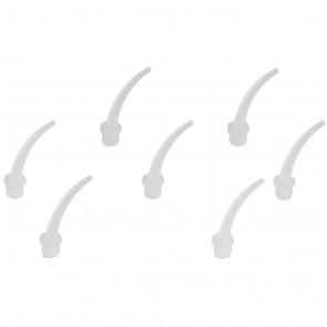 Varfuri intraorale ocluzale albe