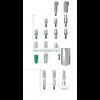 TiBase JDEvolution® Plus, ScanPost, JDScanBody and Implant Replica CAD CAM
